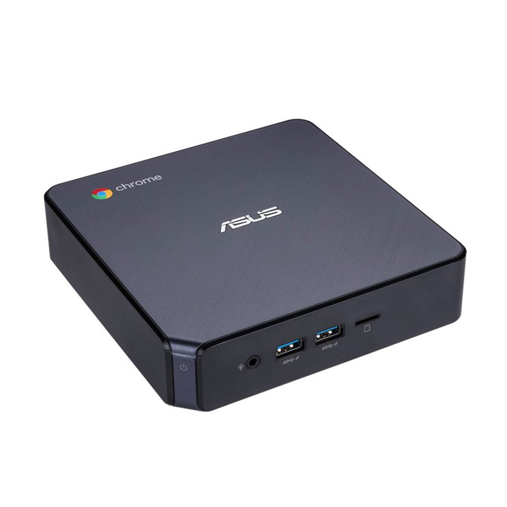 ASUS Chromebox 3 CN65 Corei5-8250U, 8GB (2x 4GB) DDR4 2400HMz, 128GB M.2 SSD, Intel UHD Graphics 620