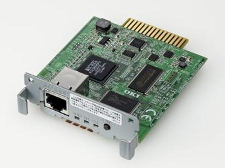 OKI 7130e Ethernet Internal