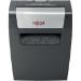 Rexel Momentum X308 triturador de papel Corte en partículas Negro, Gris