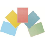 Keytools Crossbow Education A4 Overlay 5 pack: Contains 1 of each of Aqua Blue- Sky Blue- Grass Green- Yellow