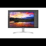 "LG 32UN650-W computer monitor 31.5"" 3840 x 2160 pixels 4K Ultra HD White"