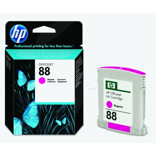 HP C9387AE (88) Ink cartridge magenta, 1000 pages, 10ml