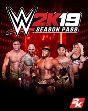 Nexway WWE 2K19 Season Pass Video game downloadable content (DLC) PC Español