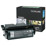 Lexmark 12A6830 Toner black, 7.5K pages @ 5% coverage