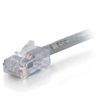 C2G Cat6, 10ft. 3.05m Cat6 Grey networking cable