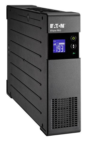 Eaton Ellipse PRO 1200 DIN sistema de alimentación ininterrumpida (UPS) Línea interactiva 1200 VA 750 W 8 salidas AC