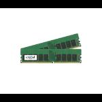 Crucial 64 GB DDR4-2400 64GB DDR4 2400MHz ECC memory module