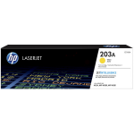 HP CF542A (203A) Toner yellow, 1.3K pages