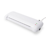 Ednet A4 Hot laminator 400 mm/min White