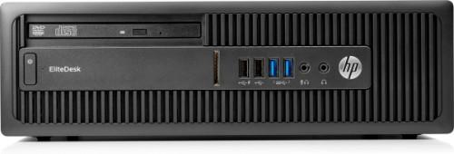 HP EliteDesk 705 G3 AMD Ryzen 5 PRO 1500 8 GB DDR4-SDRAM 256 GB SSD Black SFF PC