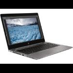 "HP Zbook 14u G6 i7-8565U 14"" FHD 16GB Zilver Mobiel werkstation 35,6 cm (14"") 1920 x 1080 Pixels Touchscreen Intel® 8ste generatie Core™ i7 DDR4-SDRAM 512 GB SSD"