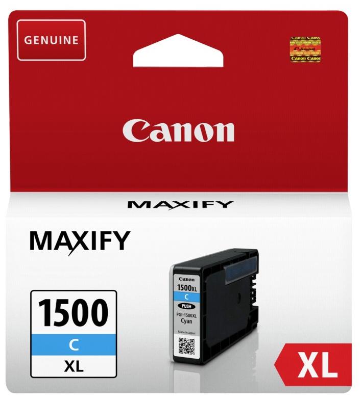 Canon PGI-1500XL C Original Cian 1 pieza(s)