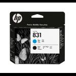 HP CZ677A (831) Printhead black