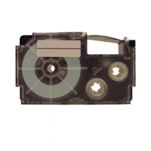 Casio XR-9WE label-making tape