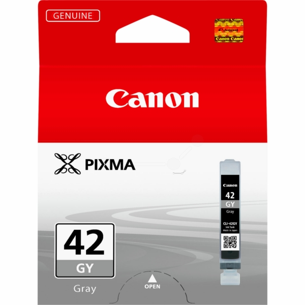 Canon 6390B001 (CLI-42 GY) Ink cartridge gray, 492 pages, 13ml