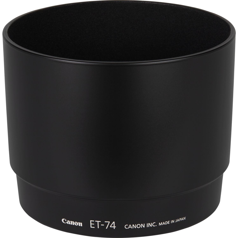 Canon ET-74 Black lens hood