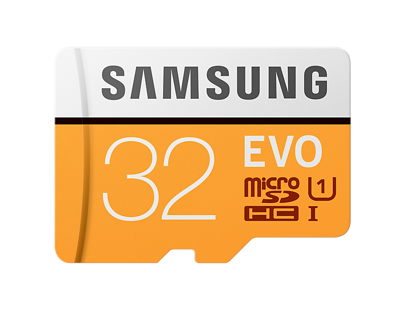 Samsung MB-MP32G memory card 32 GB SDXC Class 10 UHS-I