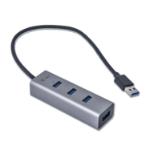 i-tec Metal USB 3.0 HUB 4 Port