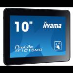 "iiyama TF1015MC-B2 touch screen monitor 25.6 cm (10.1"") 1280 x 800 pixels Multi-touch Black"