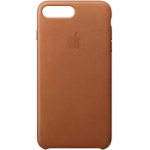 "Apple MQHK2ZM/A mobile phone case 14 cm (5.5"") Skin case Brown"