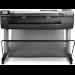 HP Designjet T830 impresora de gran formato Inyección de tinta térmica Color 2400 x 1200 DPI A0 (841 x 1189 mm) Ethernet Wifi