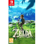 Nintendo The Legend of Zelda: Breath of the Wild, Switch Nintendo Switch Basic