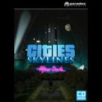 Paradox Interactive CITIES: SKYLINES - AFTER DARK, PC/MAC/Linux Basic Linux/Mac/PC DEU Videospiel
