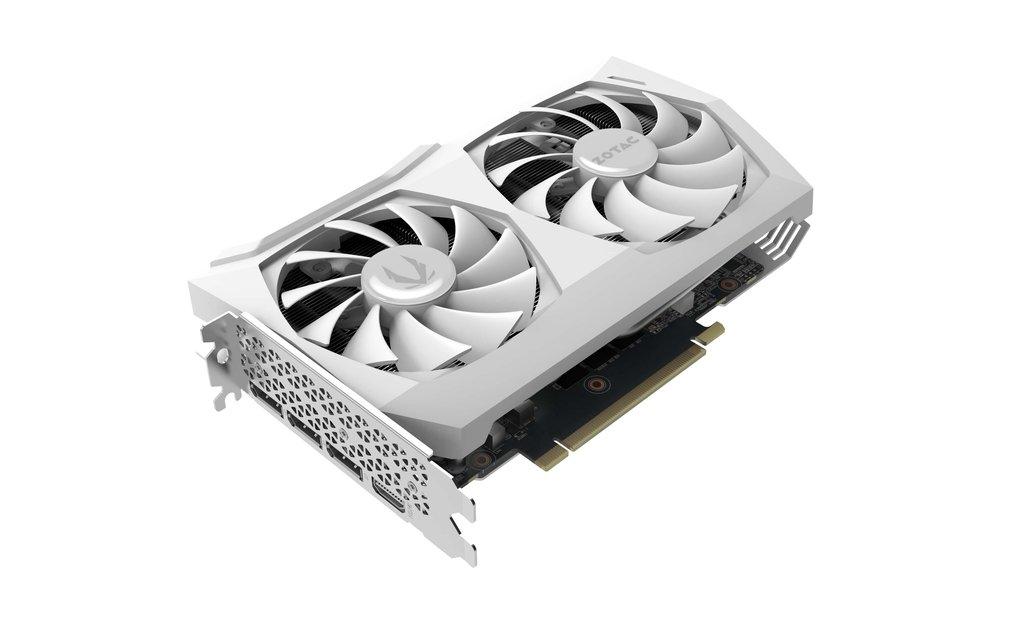 Zotac GAMING GeForce RTX 3070 Twin Edge OC White Edition NVIDIA 8 GB GDDR6