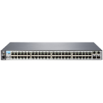 Hewlett Packard Enterprise Aruba 2530-48 Managed L2 Fast Ethernet (10/100) 1U Grey