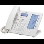 Panasonic KX-HDV230X IP phone White LCD