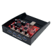 StarTech.com Panel Multipuertos Hub Concentrador USB 3.0 SuperSpeed para Bahía Frontal de 3,5 o 5,25 Pulgadas