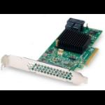 Broadcom HBA 9500-16i interface cards/adapter SAS