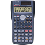 Casio FX300MSPL-TP Desktop Basic Black, Blue calculator