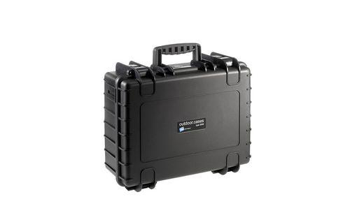 B&W 5000/B/RONINS camera case Hard case Black