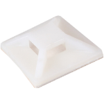 Cablenet SBASE20N cable tie mount White Plastic 100 pc(s)