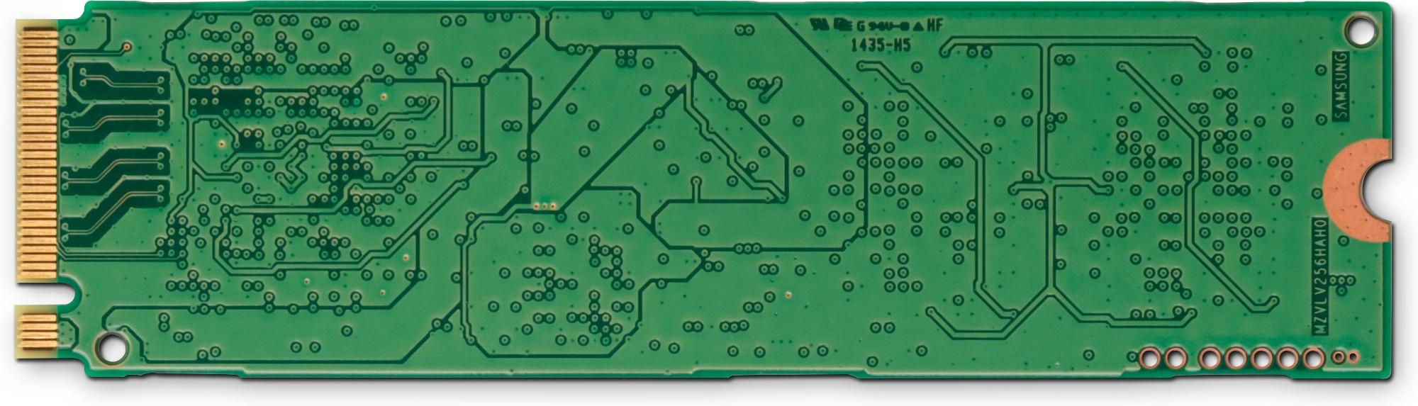 HP Z TURBO DRIVE 512GB TLC (Z2 G4) SSD