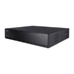 Hanwha HRX-821 digital video recorder (DVR) Black