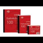 Pukka Value Duplicate Book Plain Ruled 105x130mmPK5