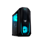 Acer Predator Orion 3000 PO3-630 Gaming PC - (Intel Core i5-11400F, 16GB, 1TB HDD and 256GB SSD, NVIDIA RTX 3060, USB Keyboard and Mouse, Windows 10, Black)