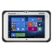 "Panasonic Toughpad FZ-M1 MK3 17.8 cm (7"") 7th gen Intel® Core™ i5 4 GB 128 GB Wi-Fi 5 (802.11ac) 4G Black,Silver Windows 10 Pro"