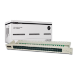 Digitus 50-port Patch Panel 1U patch panel