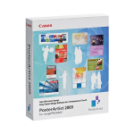 Canon POSTERARTIST POSTER DESIGN SOFTWARE