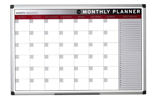 Bi-Office GA0336170 planning board Month