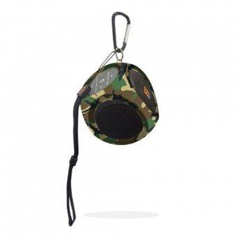 Jivo Technology JI-1610 portable speaker Mono portable speaker Black, Camouflage 3 W