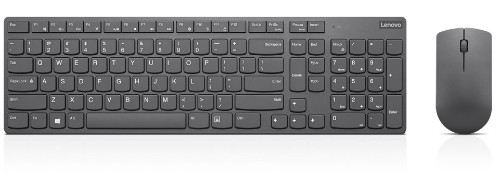 Lenovo 4X30T25800 keyboard RF Wireless QWERTY UK English Grey
