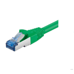 Microconnect Cat6a, 1m 1m Green