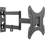 "Vision VFM-WA2X2B flat panel wall mount 106.7 cm (42"") Black"