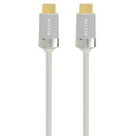 Belkin AV22305NG06-WHT HDMI cable 1.8 m HDMI Type A (Standard) White