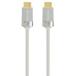 Belkin AV22305NG06-WHT 1.8m HDMI HDMI White HDMI cable