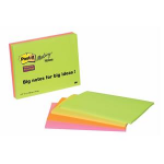 Post-It 6845-SSP Rectangle Multicolour 45sheets self-adhesive note paper